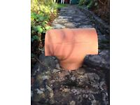 For sale this Redbank Clay Hood Top in great condition (Used); Colours: Red; 190mm external spigot