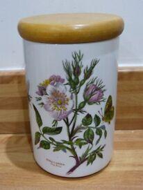 Portmeirion Storage Jar