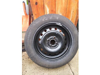 Spare Wheel & Tyre for Rover