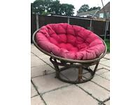 Round lounge chair for sale