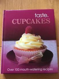 Brand new taste cupcakes recipe cook book