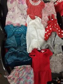 12-18mth summer clothes bundle 50items +