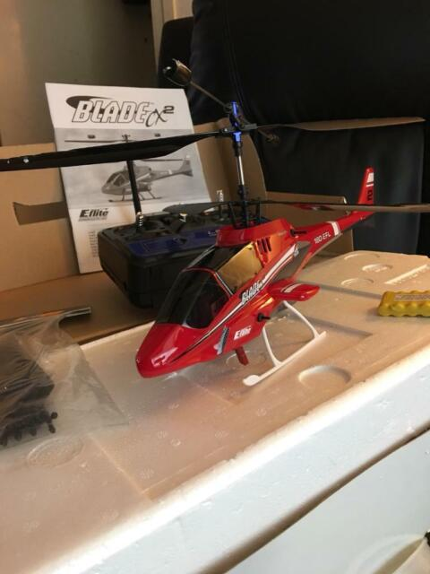 Eflight Blade cx2 Rc Helicopter As New Boxed   | in Castle Bromwich, West  Midlands | Gumtree