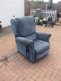 Rise & recline chair