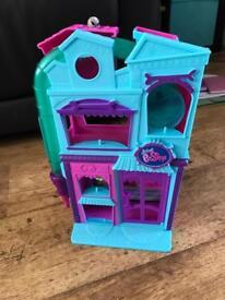 Littlest pet shop hamster house