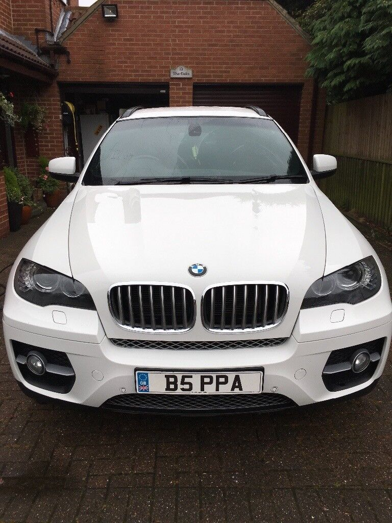 Bmw X6 Xdrive Coupe 4 0d Twin Turbo 2012 In