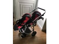 Dolls double buggy only £10