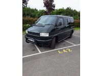Vw t4 transporter day van full restoration, A brilliant example of a V-dub brought back to life.