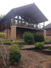 Cameron house luxury lodge