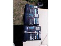 3 office phones. BT T 7316E