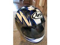 Women's ARAI motorbike helmet - as new