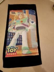 Toy Story Buzz Lightyear Beach/Bath Towel