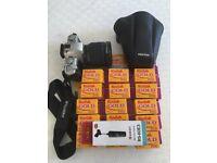 Pentax MZ-5 SLR Camera & Film