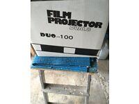 cine projector super 8 100