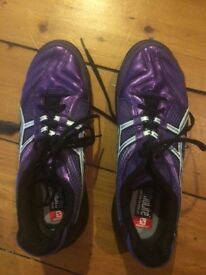 Oasis women's hockey shoes Size 8 worn once but too big! £50 (worth £90
