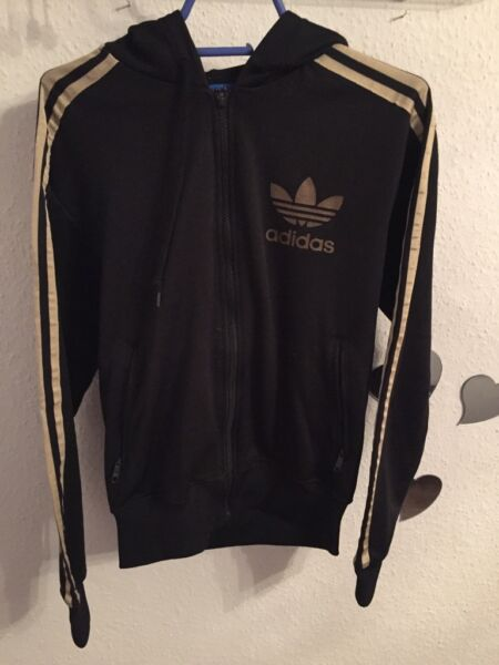 originale adidas jacke in sachsen anhalt halle ebay kleinanzeigen. Black Bedroom Furniture Sets. Home Design Ideas