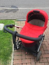 Mamas and papa Sola Pram&Buggy Set
