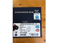 Grundfos UPS2 14-50/60 central heating pump