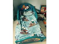 Thomas the tank toddler bed with or without mattress