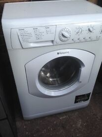 White washing machine..Mint delivery