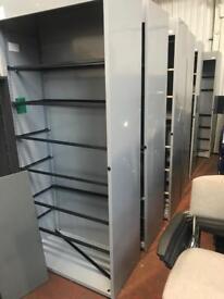 Metal Open Filing Storage Units