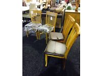 chairs -from 20 each