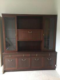 Mahogany Sideboard/Dresser
