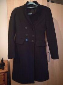 Zara Ladies Coat size XS