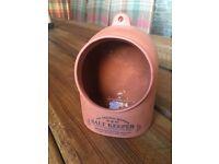 Henry Watson Terracotta Pottery Salt Pig