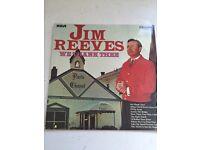Vintage Vinyl Jim Reeves