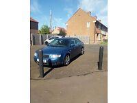 Audi A4 3 liter Quattro swap
