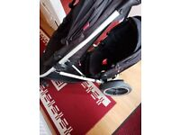Phil&teds Voyager double stroller good in condition. Both seat can be change as basket