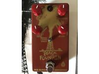 Old Blood Noise Endeavours Black Fountain Delay Pedal