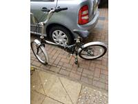 Challenge Flex 20 inch folding bike