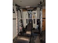 Marcy MD9010G MultiGym (multi gym) + 120kg weights