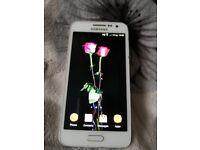 Samsung A3 White Mobile Phone