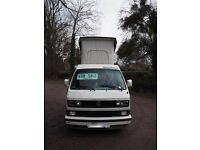 Westfalia Campervan. 2.1 Injection; 5 speed LHD factory built