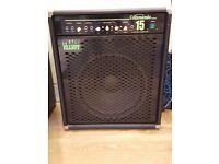 Trace Elliot 150W Bass Amp Combo. Commando15 MK2