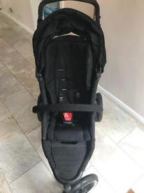 Phil and Ted sport pushchair (double)