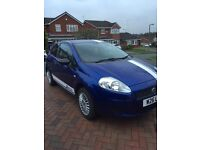 For Sale Fiat Punto 1.2 3dr 2007 ideal first car