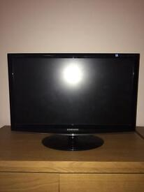 Samsung 23 inch HD TV stand freeview