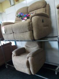 Lazy boy 2&1 power recliner