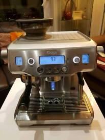 Sage BES980UK coffee machine