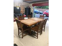 Extendable Kitchen Table - Must be seen!! BARGAIN!!!