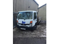 Nissan Cabstar, used for light duties for sale