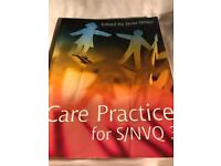 Care practice for S/NVQ 3 book