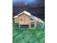 Chicken coop/rabbit cage