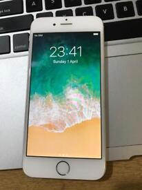 Apple iPhone 6 16 gb unlocked silver