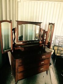 Beautiful ladies dressing table