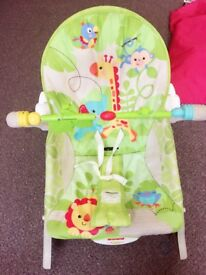 Fisher Price Infant/Toddler bouncer